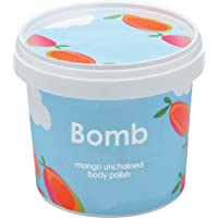 Bomb Cosmetics Mango Unchained Vücut Peeling 375g 1 Paket (1 x 1 Adet)