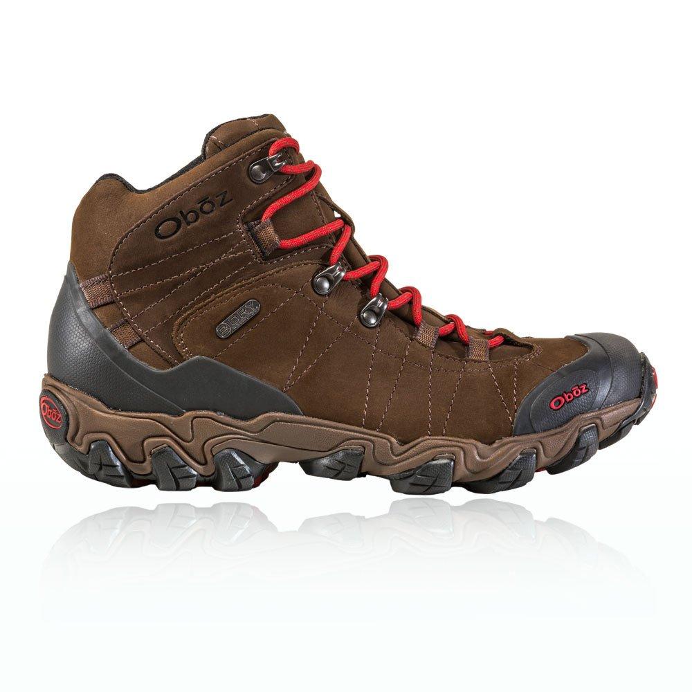 Oboz Men's Bridger BDRY Hiking boot 9 D(M) US Brown