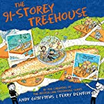 The 91-Storey Treehouse: The Treehouse, Book 7 | Andy Griffiths,Terry Denton