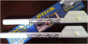 Docking Stick Boat Hook Adapters (2 in Package)