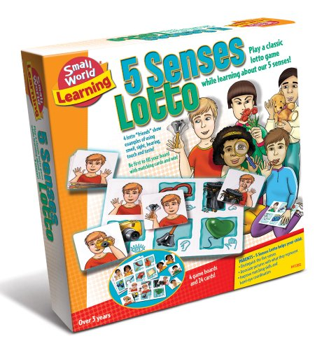Small World Toys Learning Matching
