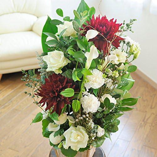 デザイナーズフラワー Flowerly Special Mサイズ【ビジネスフラワー】<開店・開院祝い 誕生日プレゼント 長寿祝いなど各種お祝いにおすすめ>
