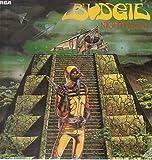 Budgie - Nightflight - RCA Victor - PL 25378, Active Records - PL 25378