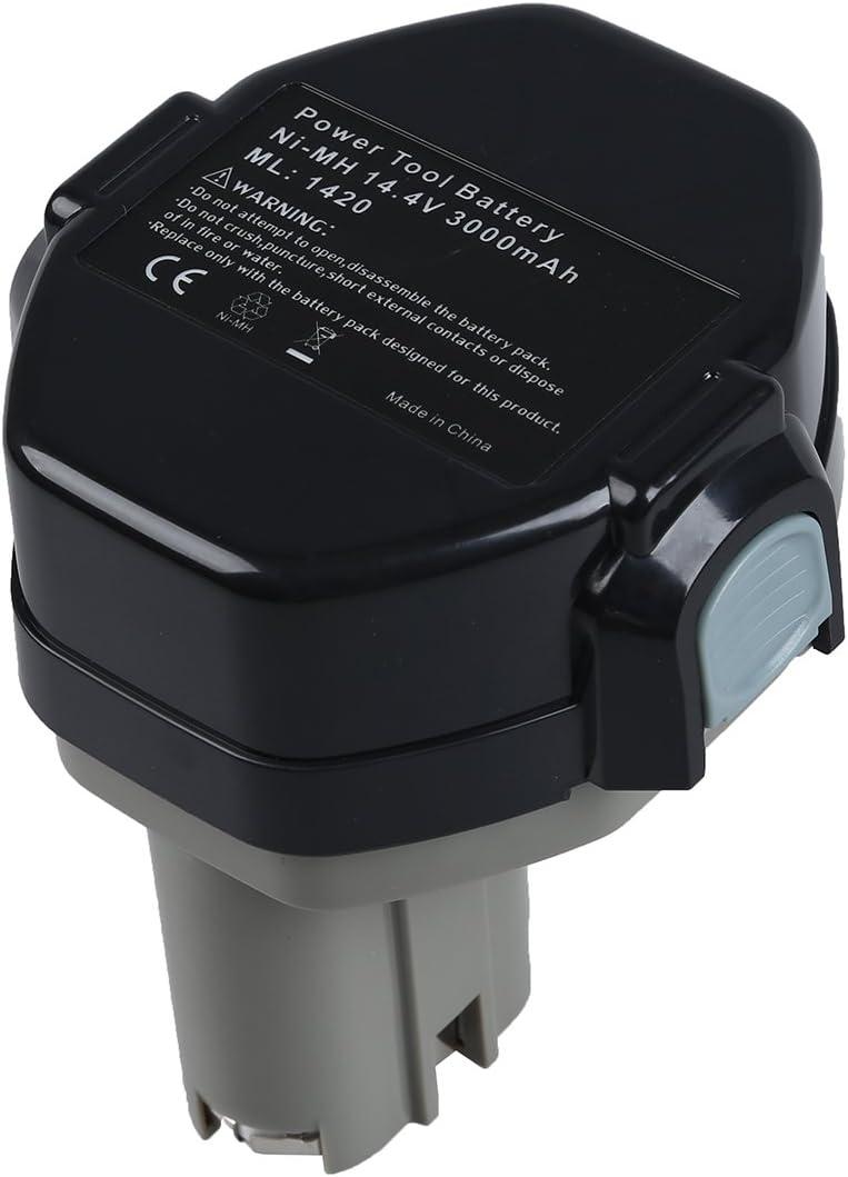 Ni-MH Haute capacit/é 3000mAh 14.4V Batterie pour MAKITA 6337D