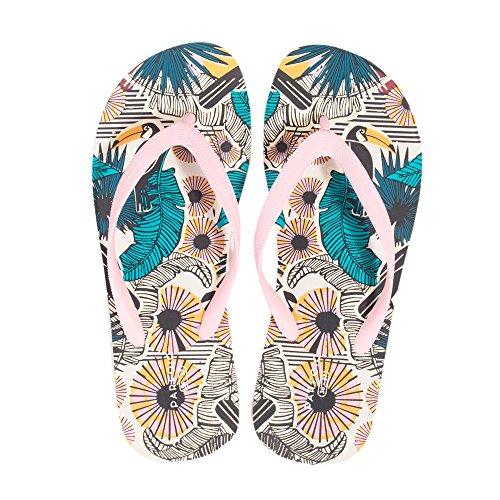 Parfois Tucan Sandals - Women Multicolor JhFBEBJzh