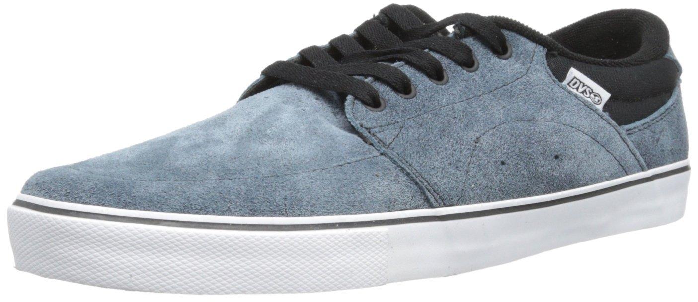 DVS Jarvis Skate Shoe,Indigo Suede,7 M US