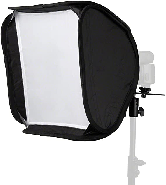 Walimex 16784 - Ventana de luz (40 x 40 cm), Negro y Blanco ...