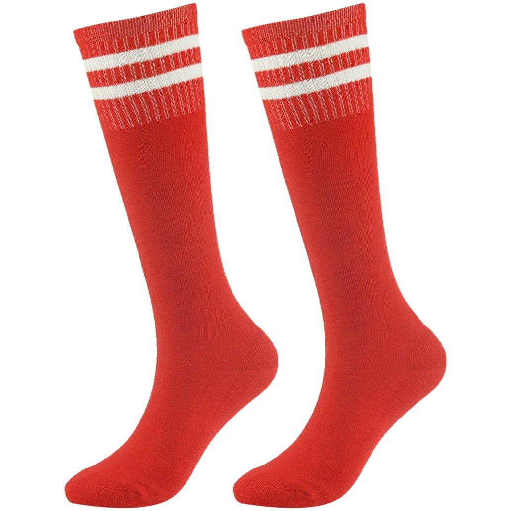 saillsen SOCKSHOSIERY ガールズ B07BGZDWSQ 2 Pairs-red 2 Pairs-red