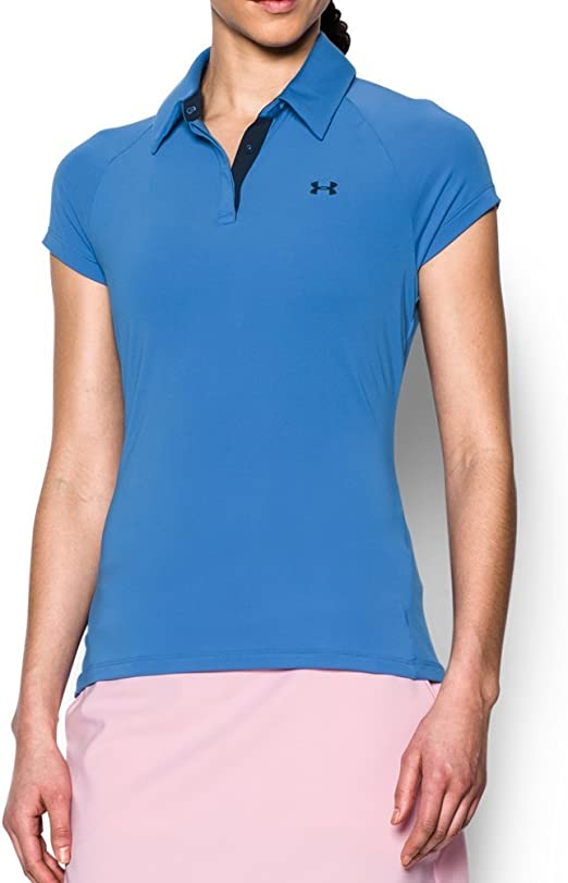 Under Armour Womens Zinger Polo