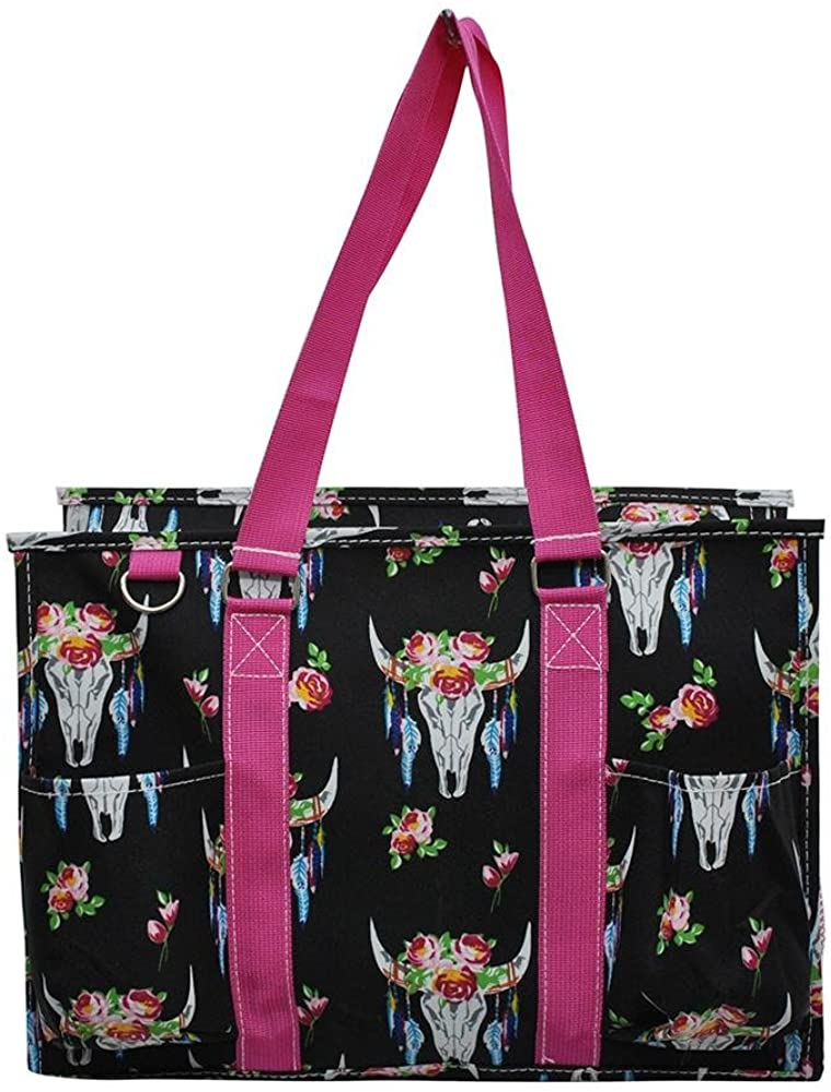 NGIL All Purpose Organizer Medium Utility Tote Bag 2018 Spring Collection