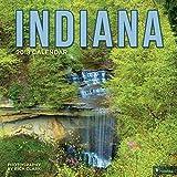 2018 Indiana Wall Calendar