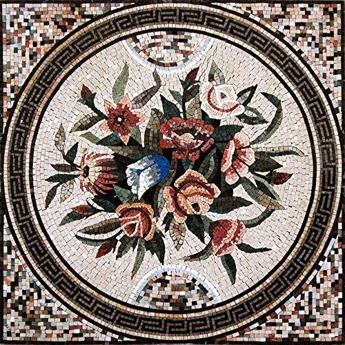 (Mosaic Wall Art - Roman Assortment | Mosaic Designs | Mosaic Artwork | Mosaic Wall Art by Mozaico | Handmade Mosaics | 35