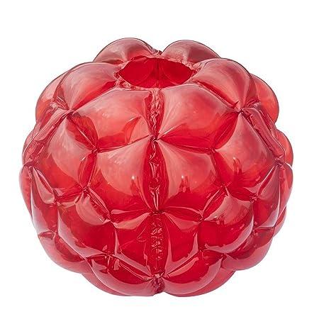 YANGMAN Cuerpo Inflable de Burbujas de balón de fútbol Sumo Bumper ...