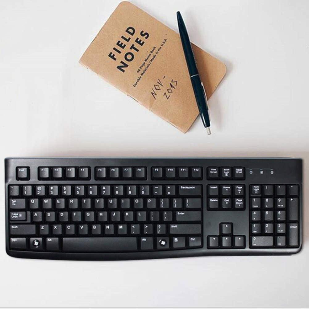 ZFLIN Wired External USB Laptop Desktop Computer Home Business Game Office Keyboard