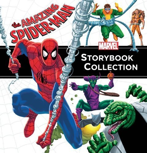 The Amazing Spider-Man Storybook Collection by Disney Book Group ( 2012 ) Hardcover