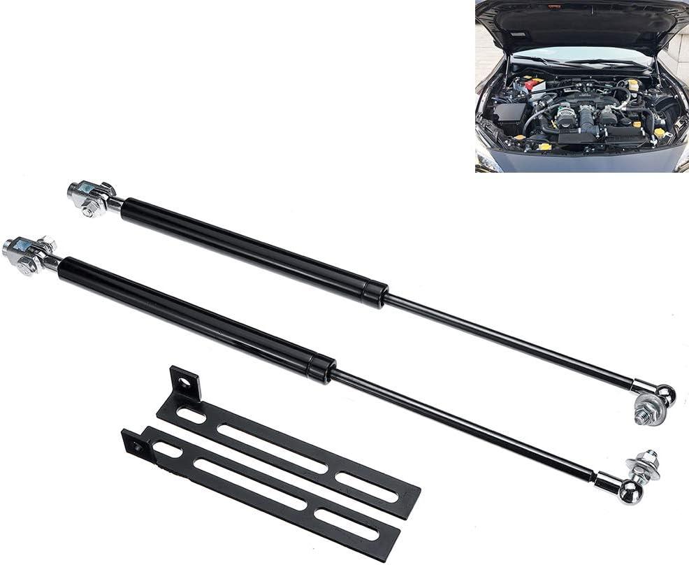 Font Hood Strut Damper Lift Support Gas Springs Struts for Subaru BRZ 2012-2018 fayle 2pcs Front Hood Gas Lift Supports Struts 86 FT86 FT86 2012-2018 for Scion FR-S