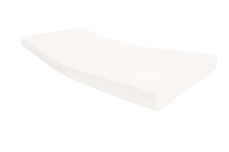 Dibapur ® Pro Vital XL  Orthopädische Kaltschaummatratze (Rollmatratze) (130x180) Kernhöhe 18,5 cm, mit Standard Bezug ca. 18,7 cm (Made in Germany)