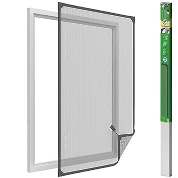 Berühmt easy life Insektenschutz Fenster mit leicht montierbaren PVC ZU47
