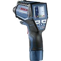 Bosch Professional GIS Thermodetektor 1000 C (App Funktion, 4x AA Batterien, Batterien Adapter, Micro-USB Kabel, Karton, Messbereich: -40° C bis +1000° C)