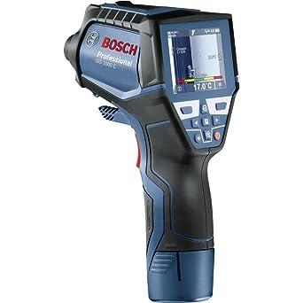 Bosch Professional - Termodetector GIS 1000C con función de App, caja de cartón (rango
