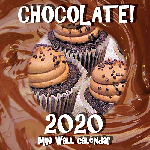 Chocolate! 2020 Mini Wall Calendar by Sea Wall
