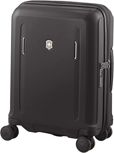 Victorinox Werks Traveler 6.0 Hardside Spinner Luggage, Black