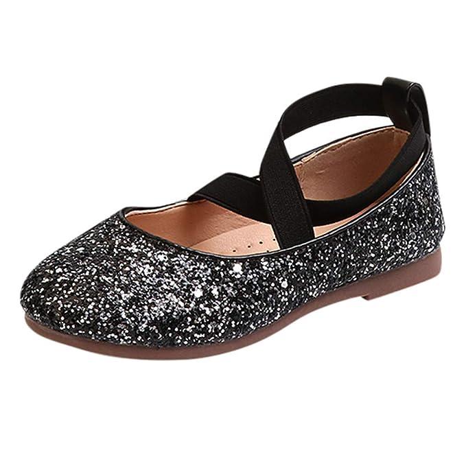 25f4a561ce4 ❤ Zapatos de Baile Lentejuelas para niñas