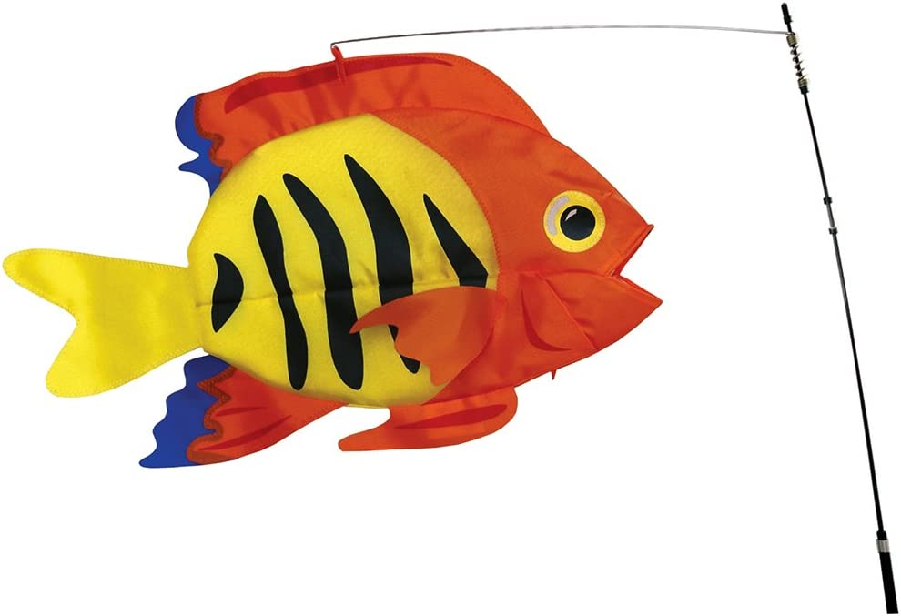 Premier Kites Swimming Fish - Flame Fish