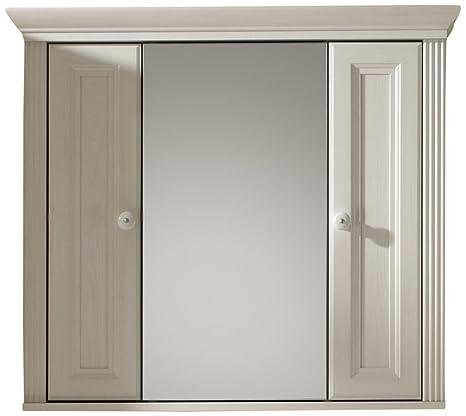 Bega 54-870-B3 baño-Armario 3-Puertas, Aproximadamente 85 x