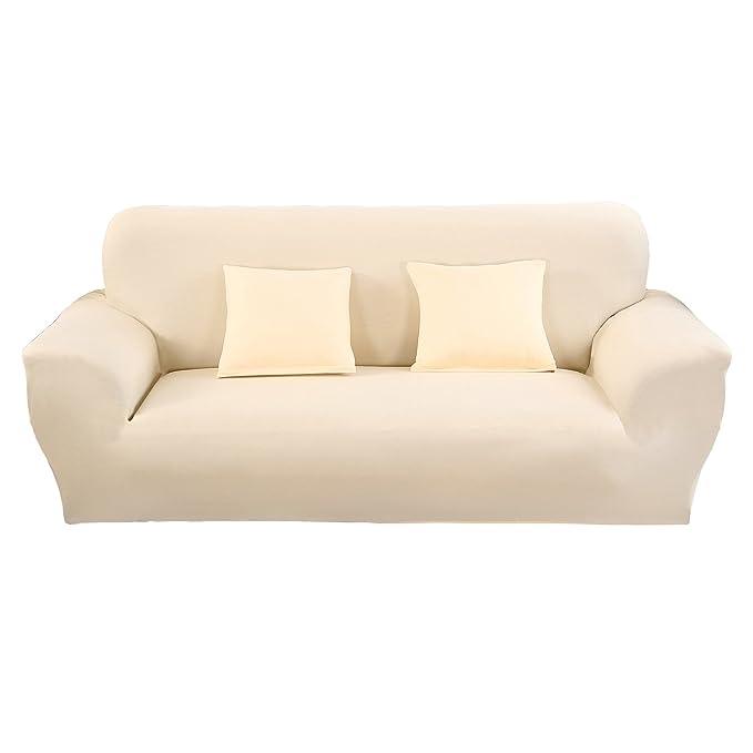 Love Nest Funda Protectora para sofá de 1/2/3/4, fácil de ...