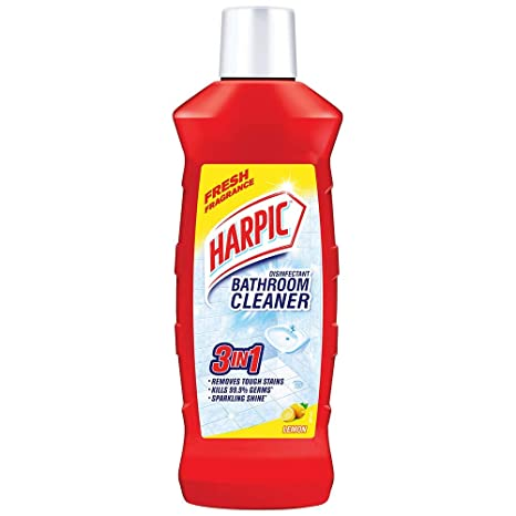 Harpic Bathroom Cleaner Lemon - 1 L