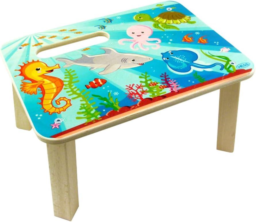 Hess 30275 Seahorses Footstool