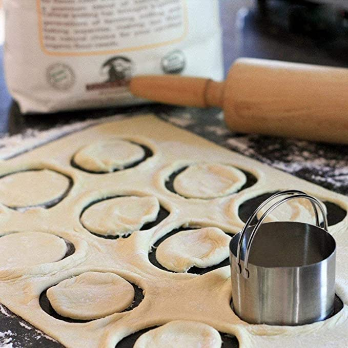 Juego de cortador de pastelería, rascador de pastelería y ...
