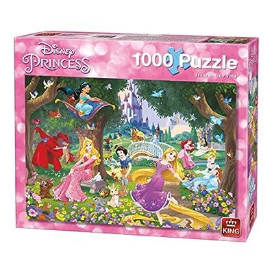 King 5278 Disney Una Bella Giornata Puzzle