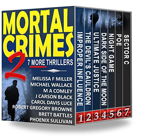 Mortal Crimes 2: 7 More Thrillers (The Mortal Crimes Collection)