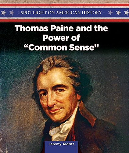 summary of the crisis no 1 by thomas paine Thus circumstanced, you may save yourselves by a manly resistance, but you can have no hope in any other conduct i never yet knew our brave general, or any part of the army, officers or men, out of heart the crisis no v.