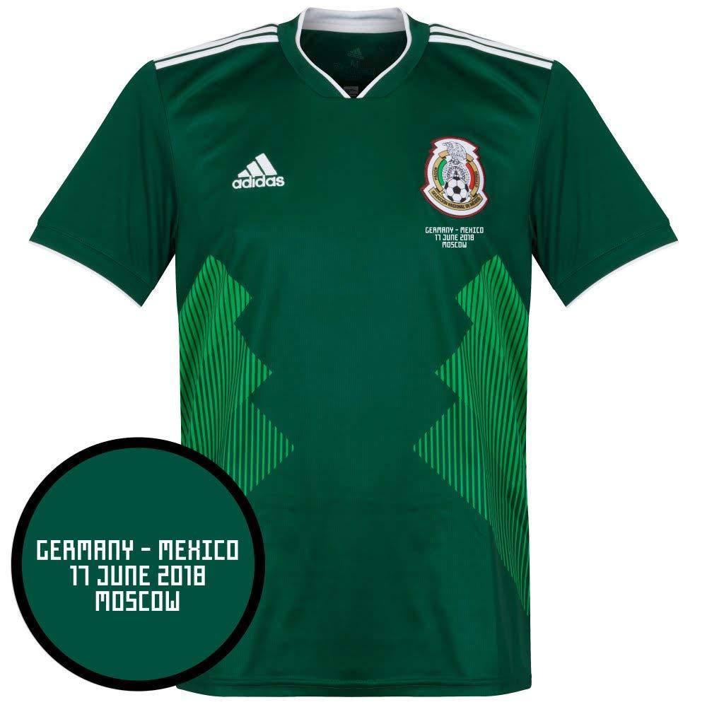 Mexiko Home Trikot 2018 2019 inkl Deutschland WM Druck