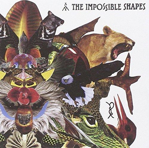 CD : The Impossible Shapes - The Impossible Shapes (CD)