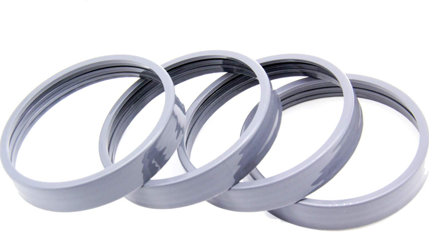 4Pcs Lip Ring Replacement Parts Cup Rings for Nutribullet 600w 900W Juicer