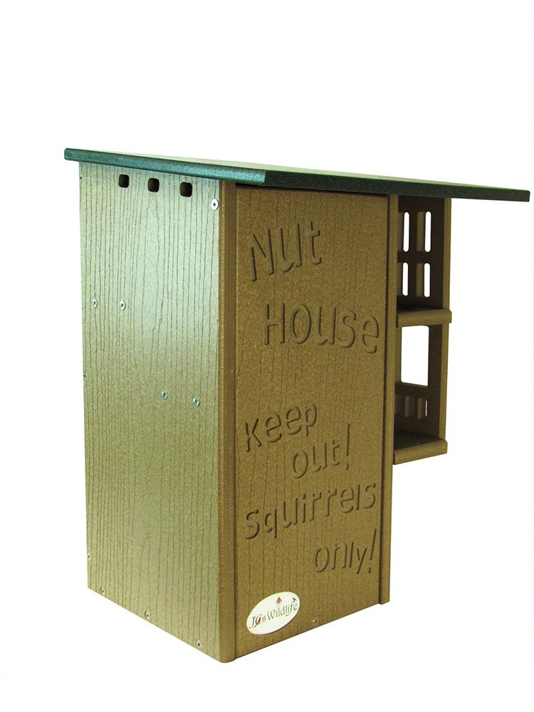 JCs Wildlife Ultimate Red Fox, Gray and Black Squirrel House, Nesting box by JCs Wildlife (Image #7)