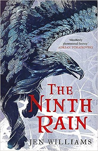 The Ninth Rain (The Winnowing Flame Trilogy 1): British