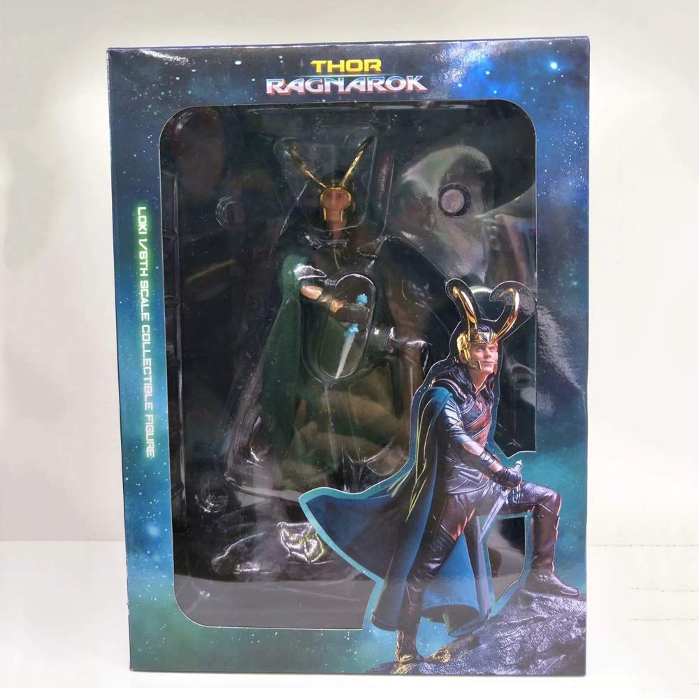 GYH Anime Marvel im Avengers Loki im Marvel Film Thor Super Hero 25cm Action Figure Spielzeug ( )'' 18ff5b