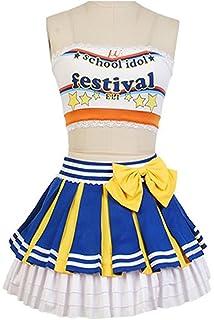 Love Live School Idol Project Nico Yazawa Cosplay Costumes Stage Performance Costume Muse Group Member Uniform Custom Home
