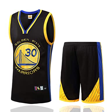 WYK # 30 Camiseta de Baloncesto Warrior Curry, Chándal de Estrella ...