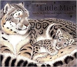 Little Mist by Angela McAllister (2009-09-03)