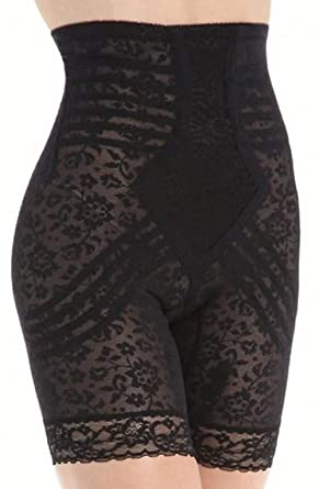 58377bff90 Rago Hi Waisted Long Leg Shaper Shapewear at Amazon Women s Clothing ...