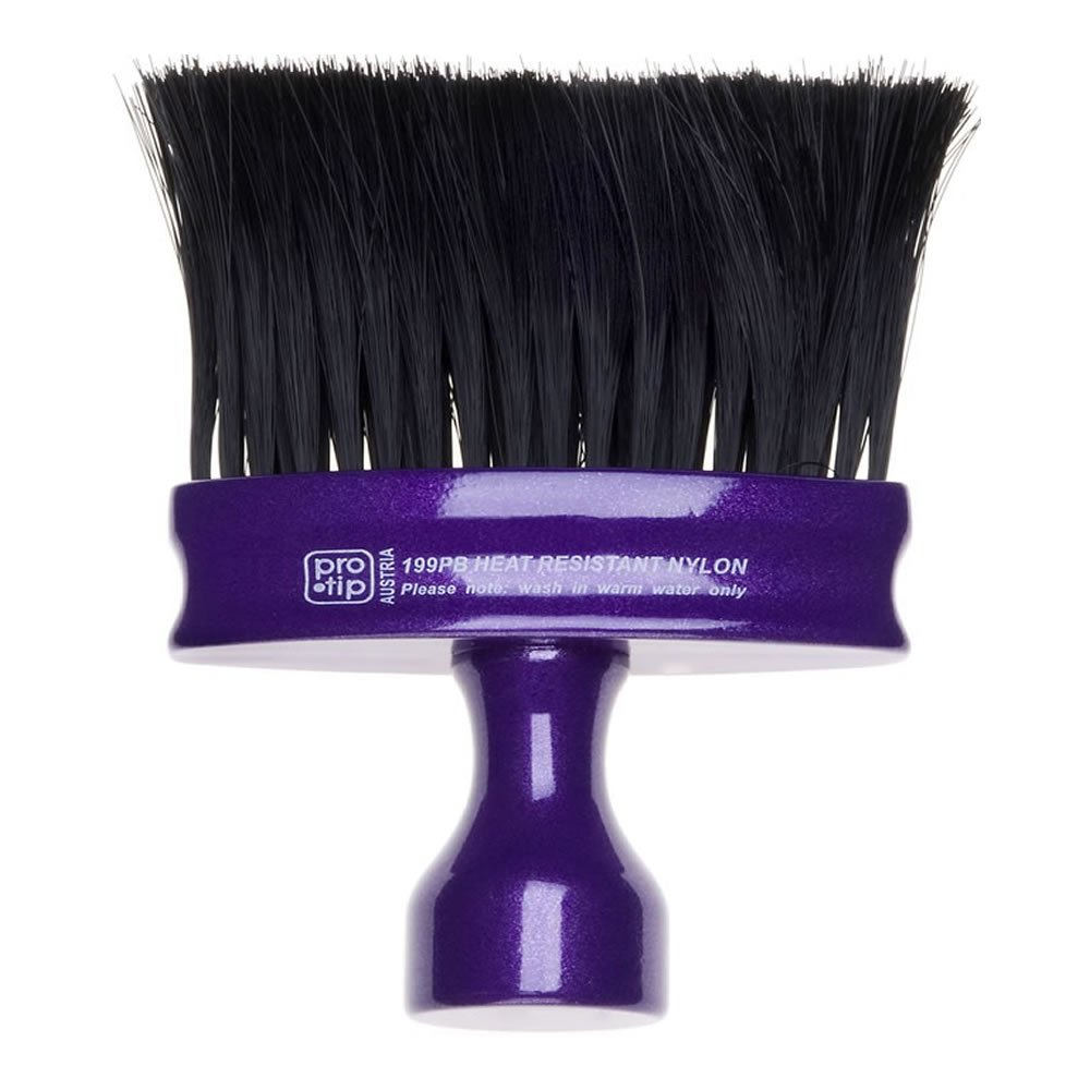 Denman Protip Neck Brush Purple (199PB) Pro-Tip