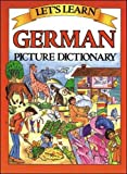 Let's Learn German Dictionary (Let's Learn (McGraw-Hill))