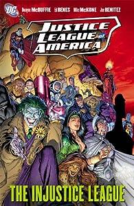Justice League of America (2006-2011): The Injustice League