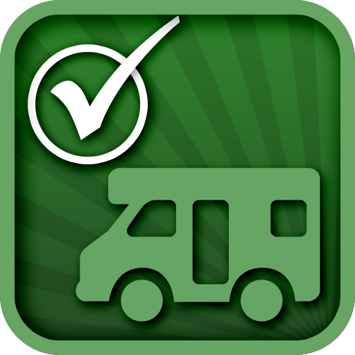 RV Roadtrip Checklist Planner - Roadtrip Checklist
